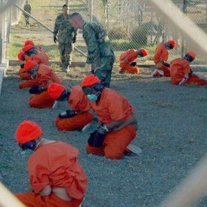 Obóz Guantanamo. W Polsce była jego filia.
