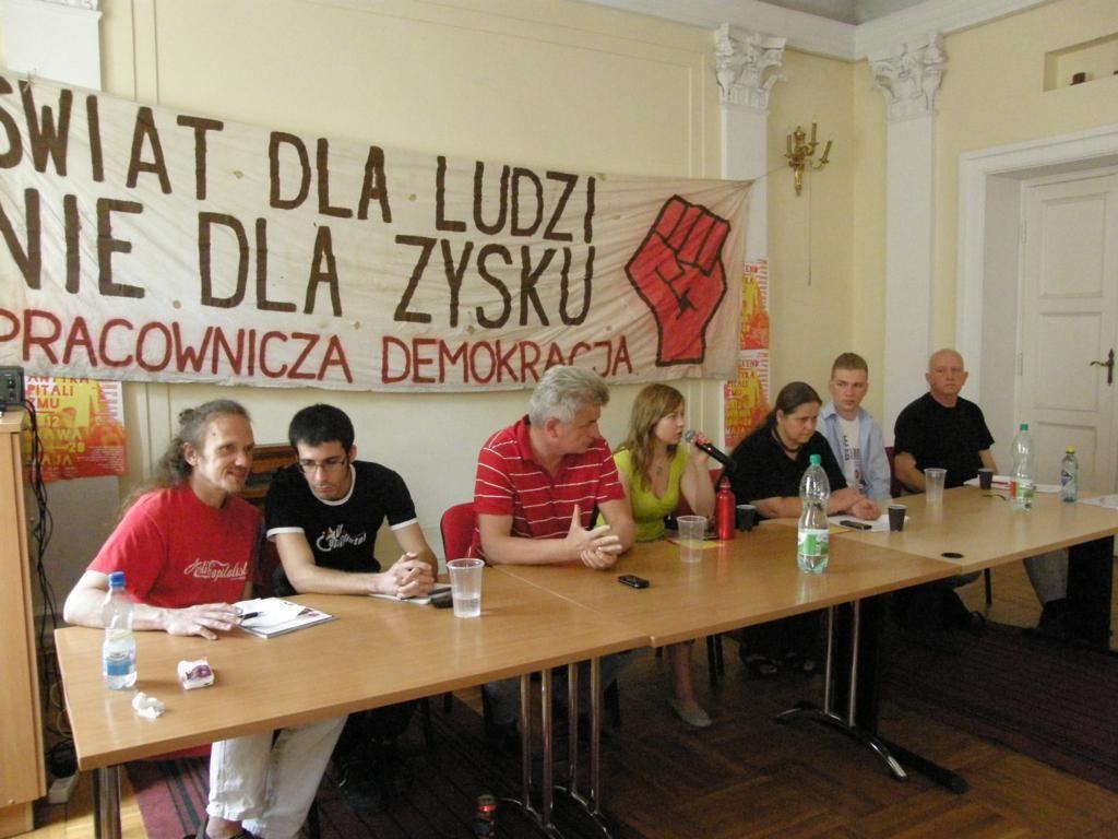 Weekend Antykapitalizmu - Jak budować autrentyczną lewicę?