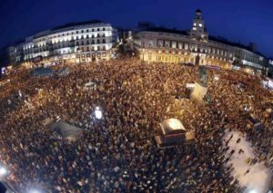 19.07.12 Puerta del Sol, Madryt.