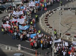 05.10.12.warszawa.Protest-pielegniarek-i-położnych