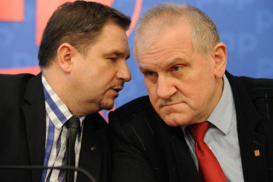 Piotr Duda i Jan Guz