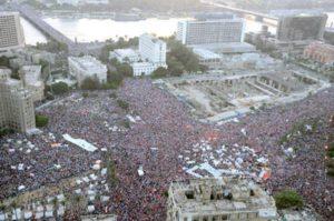 Oni obalili Mursiego.
