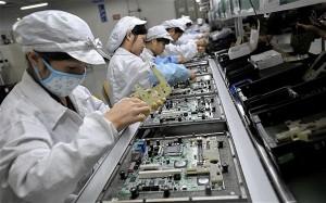 Zakłady Foxconn, Szenzen