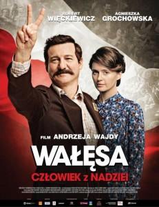 plakat filmu Wałęsa