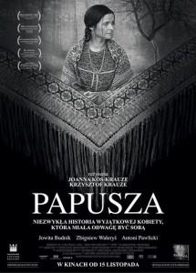 Film plakat  Papusza