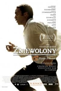 Plakat: film Zniewolony