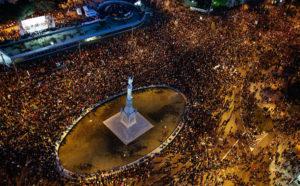 22.03.14 Plaza de Colón (Plac Kolumba) w Madrycie.