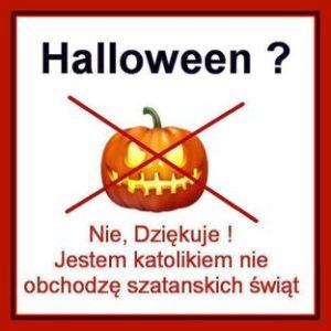 Halloween - Kampania absurdu