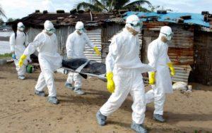 09.14 Monrovia, stolica Liberii. Kolejna ofiara Eboli.