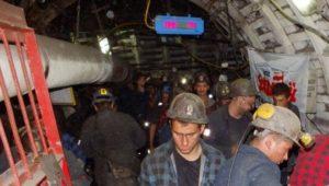 Górnicy JSW