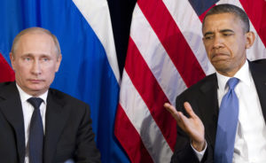 Putin i Obama – zderzenie imperializmów.