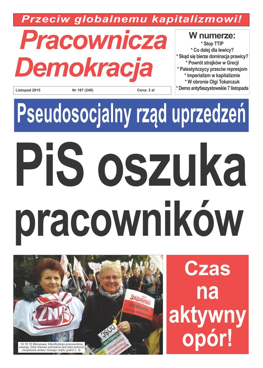 strona 1 - gazeta 11.2015
