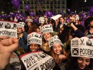 20.12.15 Noc wyborcza w Madrycie.