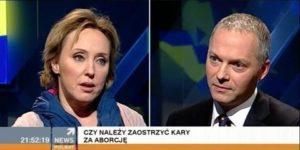 Bratkowska i Żalek Polsat